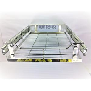 Giá Kệ Inox 304 Ray Tủ Bếp